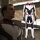 The Avengers Endgame Guerre Infinity Cosplay Costume Quantum Warfare Cosplay Costumes...