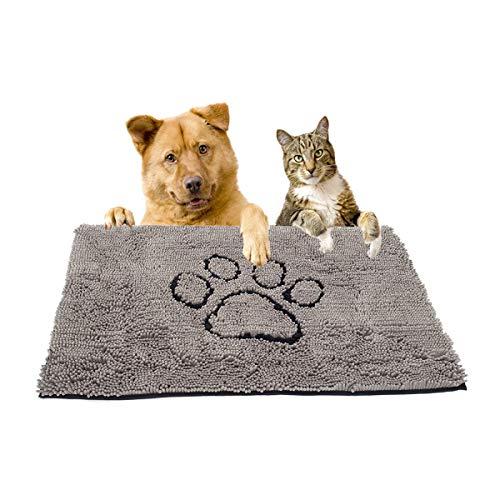 Tappetino per Cani 60x90 cm, Tappetino per Cani da Auto, Tappetino per cani Cibo, Tappetino per gatti Sotto Ciotola, Tappetino per Cani xl, Tappetino per Cani Lavabili in Lavatrice