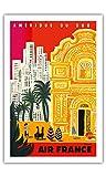 Pacifica Island Art Südamerika - Vintage Retro