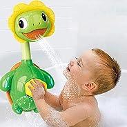 Turtle Baby Bath Toys Spray Fountain Toys for Kid - Hand Shower Floating Bathtub Shower Pool Toy…