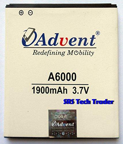 Lenovo A6000 / A6000+ / YU 5010 Battery by Advent