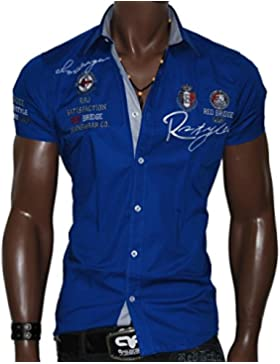 Herren Hemd Polo PREMIUM Shirt Challenger Club Edition