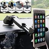 PACC MAN Adjustable 360 Degree Universal Car Mobile Phone Holder Car Holder 100% Waterproof
