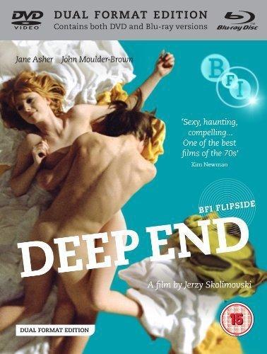 Preisvergleich Produktbild Deep End (BFI Flipside) (DVD + Blu-ray) [UK Import]