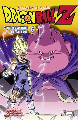 Dragon Ball Z, 7e partie : Le réveil de Majin Boo : Tome 5