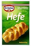 Dr. Oetker Hefe 4er