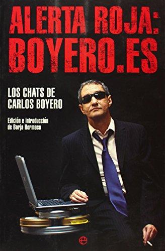 Alerta roja, Boyero.es : los chats de Carlos Boyero Cover Image