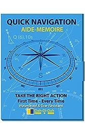 Quick Navigation Aide Memoire