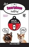 Platinum Pets das Original Smartphone CAT ID Tag mit GPS, klein, rot