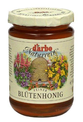 Darbo Blütenhonig 500g