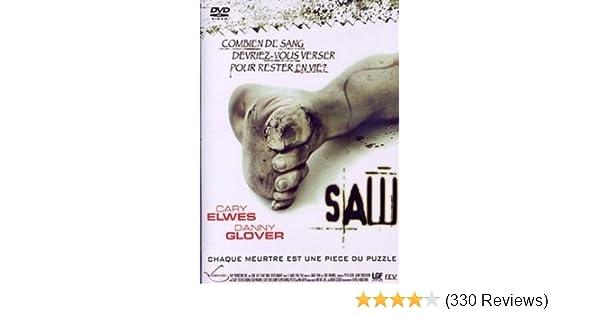 Saw 1 [FR Import]: Amazon.de: Cary Elwes, Danny Glover, Monica ...