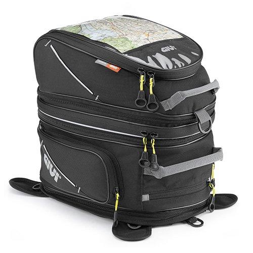 Givi EA103B Easy Bag Bolso Depósito con Imán, Volumen 33-42 Litros, Carga Máxima 2 Kg