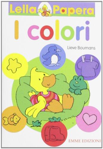 Lella Papera. I colori