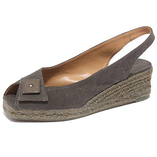 1554Q sandalo CASTANER DOLCE verde scarpa donna sandal woman [40]