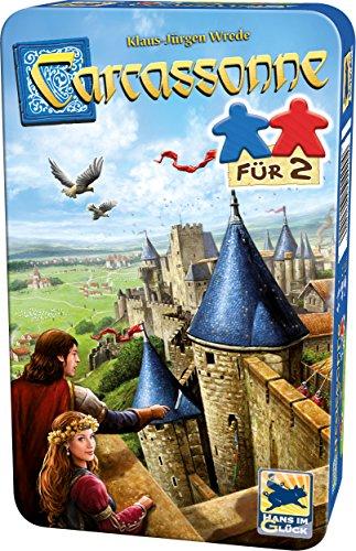 Schmidt Spiele Hans im Glück 51420 M-Bmm, Carcassonne, für 2