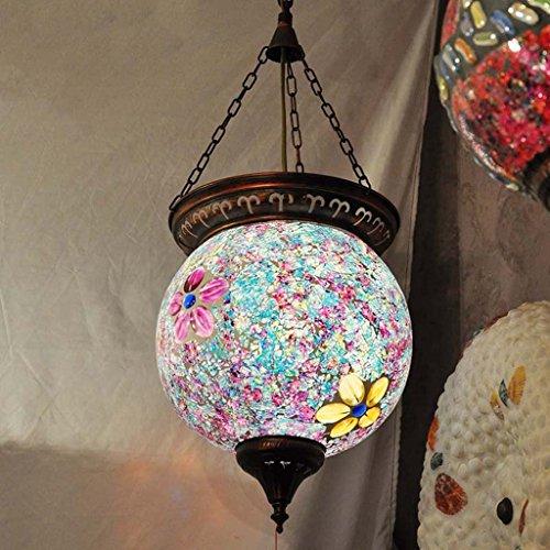 The harvest season- Mediterráneo europeo lámparas individuales Bohem