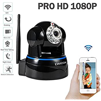 Prohd 1080p Security Wifi Camera Two Way Audio For