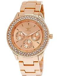 Pure Time Damenuhren - Damen -Armbanduhr- D142