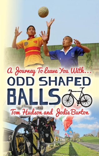 Odd Shaped Balls: A Journey To Leave You With    Odd Shaped Balls