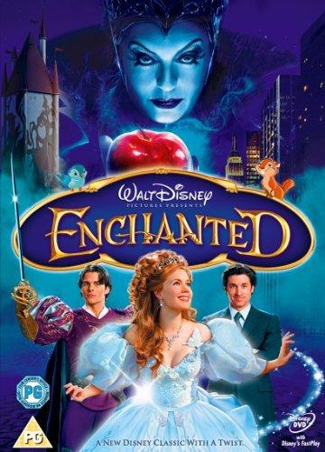 Enchanted [2007] (2008) Amy Adams; Patrick Dempsey; Kevin Lima