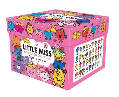 Little Miss: My Complete Collection Box Set por Roger Hargreaves