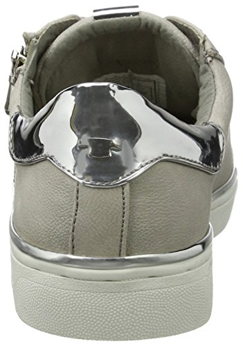 Tom Tailor - 2792603, Pantofole Donna Grau (ice-silver)