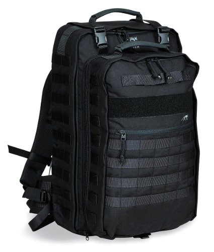 Tasmanian Tiger Zaino da primo soccorso First Responder Move On, 56 x 37 x 24, Nero (black), 56 x 37 x 24 Nero (black)