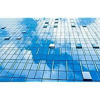 Arquitectura Edificio Muro cortina de cristal 2500-30000Metro cuadrado casa vieja cambio para edificio de oficinas
