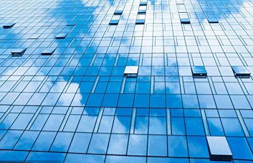 Architektur Building Glas Vorhang Wand 2500-30000Quadratmeter Old House Shift zu Office Building