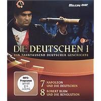 Die Deutschen, Staffel I, Teil 4 (Episoden 7 & 8), 1 Blu-ray, Gesamtlänge: ca. 90 Minuten
