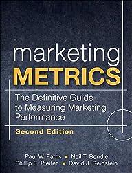 Marketing Metrics: The Definitive Guide to Measuring Marketing Performance