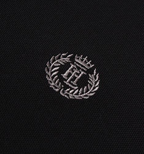 Henri Lloyd BYRON REGULAR Poloshirt Schwarz