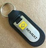 Portachiavi Renault - in vera pelle