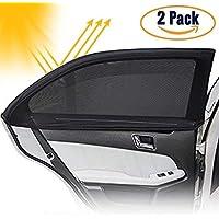 DB ZONE Pare soleil Fenêtre de Voiture pour Vitres Latérales-Protection  maximal Contre Rayon de 098961afe802