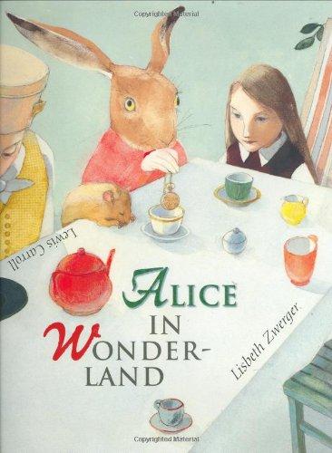 Alice in Wonderland por Lewis Carroll
