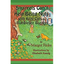 Squirrels Can't Help Being Nuts with Kitty Cats & Bumblebee Buzzers