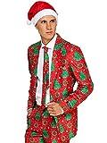 Photo de Suitmeister Costumes de Noël - avec Veste, Pantalon & Cravate par Suitmeister