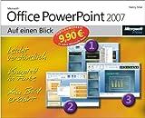 Image de Microsoft Office PowerPoint 2007 auf einen Blick