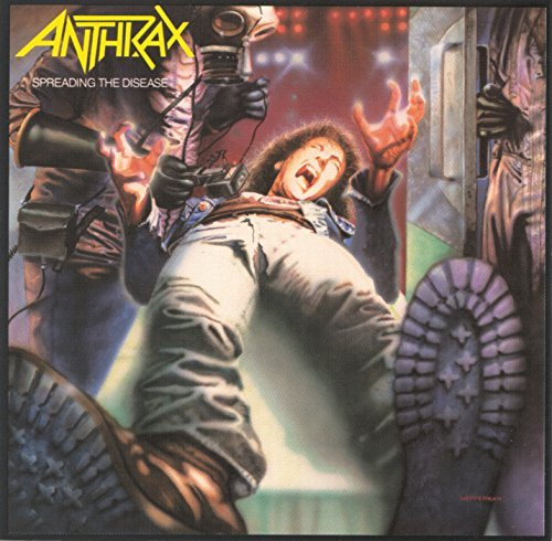 Spreading The Disease by Anthrax (1992-05-13)