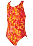 Zoggs Girls Sunset Splash Crossback Swimsuit 6Y - Best Reviews Guide