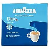 Lavazza Caffè Macinato Decaffeinato Dek Gusto Classico Tostatura Media - 5 Confezioni da 500 gr [2.5 Kg]