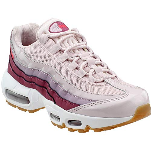 sneakers for cheap 5cde4 a7e39 Nike Air Max 95 OG Low Top Barely Rose, Baskets de Femme - Rose -