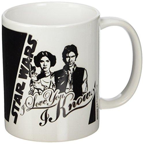 Star Wars Kaffeetassen, Keramik, Mehrfarbig, 7.9x11x9.3 cm