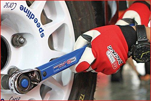 KS Tools 310.0250 Leder-Mechaniker-Handschuh, L - 7