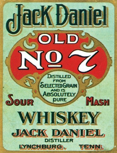 cartel-metalico-de-jack-daniels-old-no-7-estilo-retro