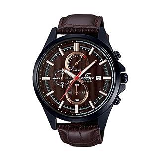 Casio Edifice Analog Brown Dial Men's Watch – EFV-520BL-5AVUDF (EX349)