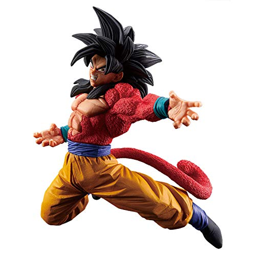 "Banpresto FES Dragon Ball GT Super Saiyan 4 Son Goku 7"" Figure Statue"