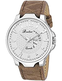 Britex Day And Date Function Analog Watch For Men / Boys -BT6193