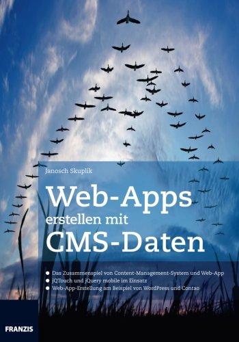 Web-Apps erstellen mit CMS-Daten (Web-programmierung)