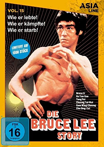 Asia Line: Die Bruce Lee Story [Limited Edition]